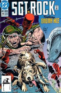 Cover for Sgt. Rock (DC, 1991 series) #18