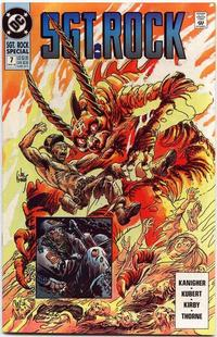Cover Thumbnail for Sgt. Rock Special (DC, 1988 series) #7