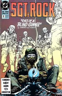 Cover Thumbnail for Sgt. Rock Special (DC, 1988 series) #8 [Direct]