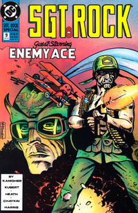Cover Thumbnail for Sgt. Rock Special (DC, 1988 series) #9