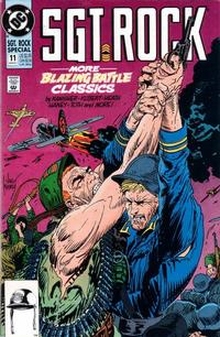 Cover Thumbnail for Sgt. Rock Special (DC, 1988 series) #11