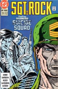 Cover Thumbnail for Sgt. Rock Special (DC, 1988 series) #13
