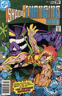 Cover Thumbnail for Shade, the Changing Man (DC, 1977 series) #5