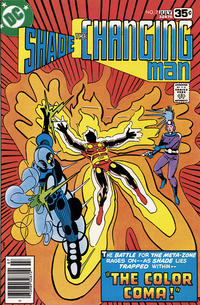 Cover Thumbnail for Shade, the Changing Man (DC, 1977 series) #7