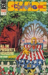 Cover Thumbnail for Shade, the Changing Man (DC, 1990 series) #3