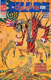Cover Thumbnail for Shade, the Changing Man (DC, 1990 series) #4
