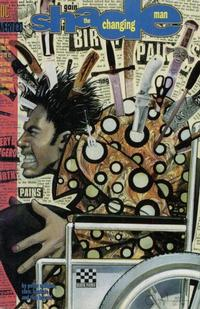 Cover Thumbnail for Shade, the Changing Man (DC, 1990 series) #33