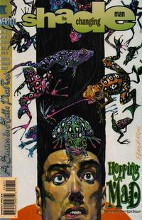 Cover Thumbnail for Shade, the Changing Man (DC, 1990 series) #46