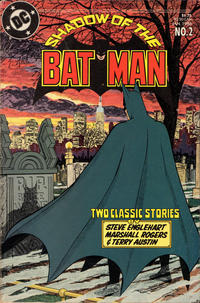 Cover Thumbnail for Shadow of the Batman (DC, 1985 series) #2