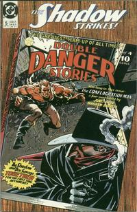 Cover Thumbnail for The Shadow Strikes! (DC, 1989 series) #5
