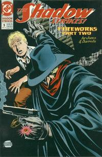 Cover Thumbnail for The Shadow Strikes! (DC, 1989 series) #9