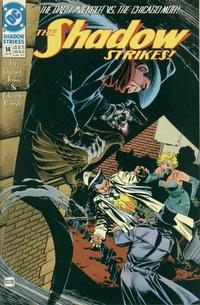 Cover Thumbnail for The Shadow Strikes! (DC, 1989 series) #14