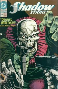 Cover Thumbnail for The Shadow Strikes! (DC, 1989 series) #17