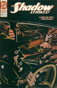 Cover Thumbnail for The Shadow Strikes! (DC, 1989 series) #18