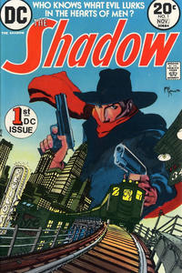 Cover Thumbnail for The Shadow (DC, 1973 series) #1