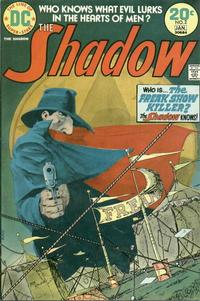 Cover Thumbnail for The Shadow (DC, 1973 series) #2