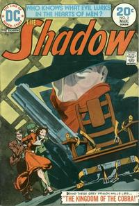 Cover Thumbnail for The Shadow (DC, 1973 series) #3
