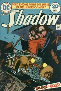 Cover Thumbnail for The Shadow (DC, 1973 series) #4