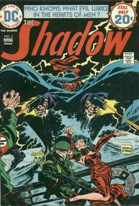 Cover for The Shadow (DC, 1973 series) #5