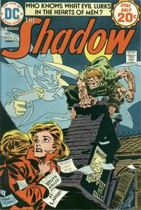 Cover Thumbnail for The Shadow (DC, 1973 series) #7
