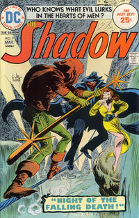 Cover Thumbnail for The Shadow (DC, 1973 series) #9