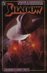 Cover Thumbnail for The Shadow (DC, 1987 series) #1