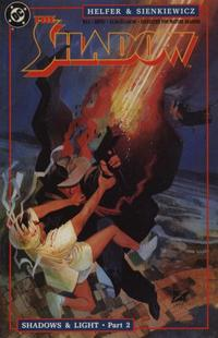 Cover Thumbnail for The Shadow (DC, 1987 series) #2