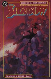 Cover Thumbnail for The Shadow (DC, 1987 series) #5