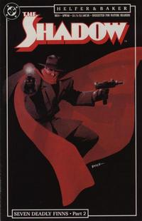 Cover Thumbnail for The Shadow (DC, 1987 series) #9