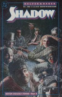 Cover Thumbnail for The Shadow (DC, 1987 series) #11