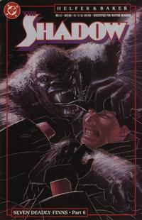Cover Thumbnail for The Shadow (DC, 1987 series) #13