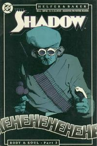 Cover Thumbnail for The Shadow (DC, 1987 series) #16