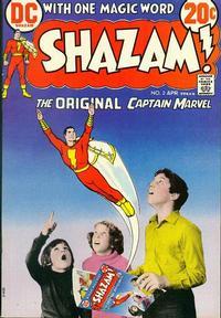 Cover Thumbnail for Shazam! (DC, 1973 series) #2