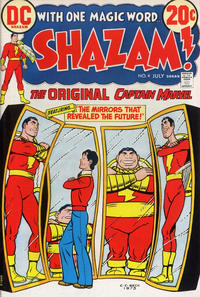 Cover Thumbnail for Shazam! (DC, 1973 series) #4