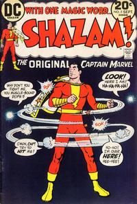 Cover Thumbnail for Shazam! (DC, 1973 series) #5