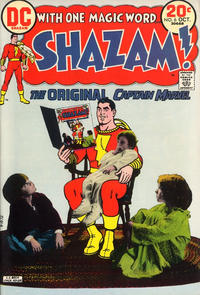 Cover Thumbnail for Shazam! (DC, 1973 series) #6