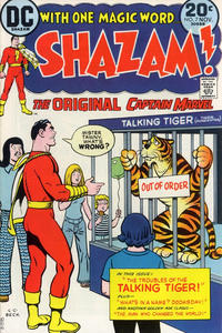 Cover Thumbnail for Shazam! (DC, 1973 series) #7
