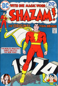 Cover Thumbnail for Shazam! (DC, 1973 series) #11