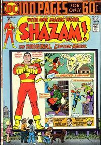 Cover Thumbnail for Shazam! (DC, 1973 series) #13