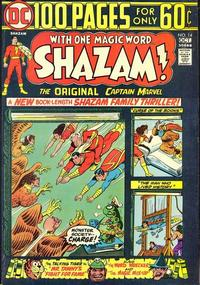 Cover Thumbnail for Shazam! (DC, 1973 series) #14