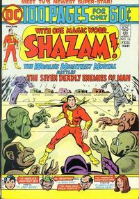 Cover Thumbnail for Shazam! (DC, 1973 series) #16