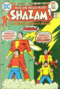 Cover Thumbnail for Shazam! (DC, 1973 series) #19
