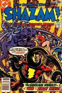 Cover Thumbnail for Shazam! (DC, 1973 series) #35
