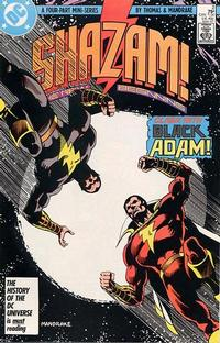 Cover Thumbnail for Shazam: The New Beginning (DC, 1987 series) #2 [Direct]