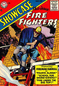 Cover Thumbnail for Showcase (DC, 1956 series) #1