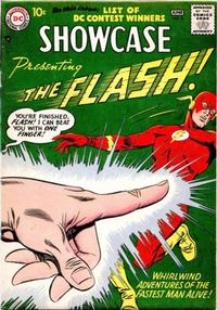 Cover Thumbnail for Showcase (DC, 1956 series) #8