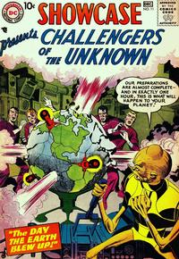 Cover Thumbnail for Showcase (DC, 1956 series) #11