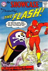 Cover Thumbnail for Showcase (DC, 1956 series) #13