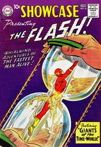 Cover Thumbnail for Showcase (DC, 1956 series) #14