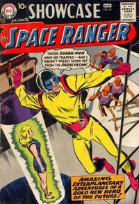 Cover Thumbnail for Showcase (DC, 1956 series) #15